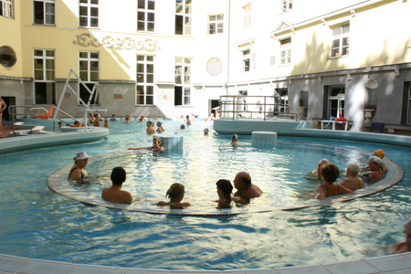 Photos of Lukács Thermal Bath